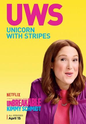 Unbreakable Kimmy Schmidt - Season 2 Poster - UWS