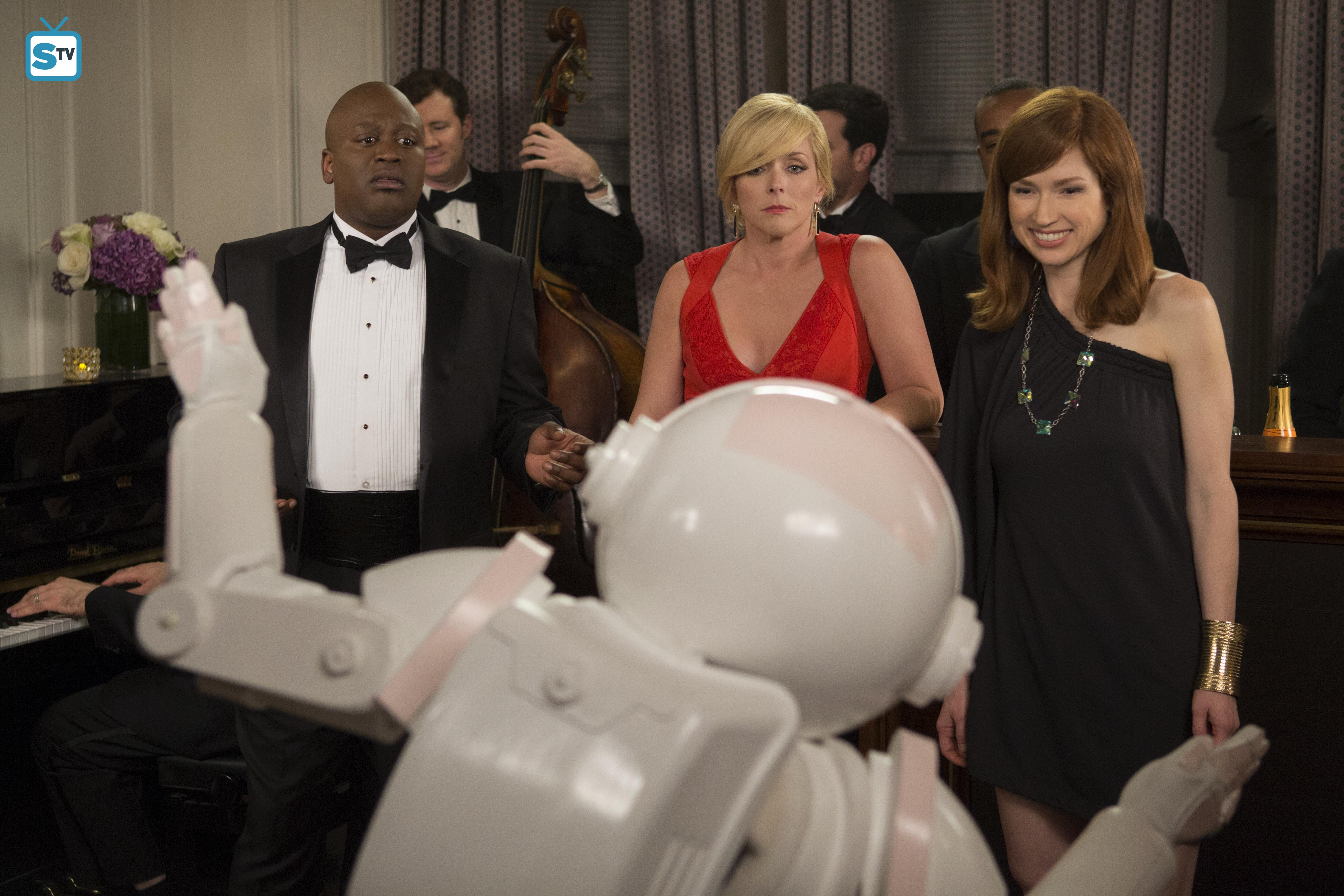 Unbreakable Kimmy Schmidt - Titus, Jacqueline and Kimmy
