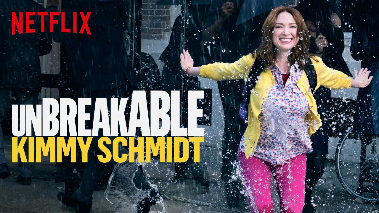 Unbreakable Kimmy Schmidt kertas dinding