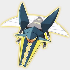 Vikavolt, the ہرن, چھوٹے Beetle Pokemon
