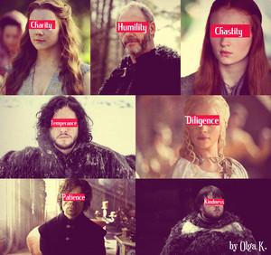 Virtues of Thrones