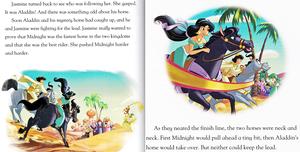 Walt Disney Books - Aladdin: Against All Odds (English Version)