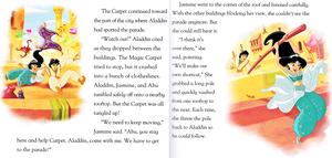 Walt Дисней Книги - Aladdin: Runaway Rajah (English Version)