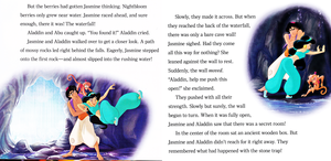 Walt Disney کتابیں - Aladdin: The تلاش for the Sultan's Stone (English Version)