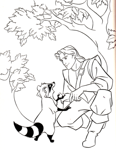 walt disney figuren hintergrund possibly with anime called walt disney coloring pages meeko - Walt Disney Coloring Books