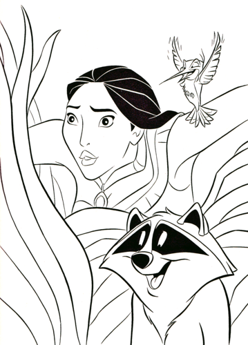 Walt Disney Characters Achtergrond Containing A Red Cabbage Entitled Coloring Pages
