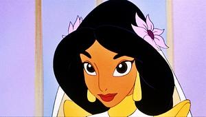 Walt 디즈니 Screencaps - Princess 재스민 속, 재 스민
