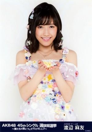Watanabe Mayu 2016