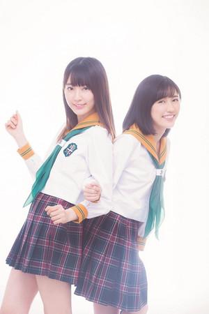 Watanabe Mayu and Miyawaki Sakura 「Crow's Blood」