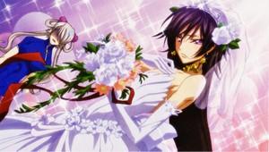 Wedding Lelouch