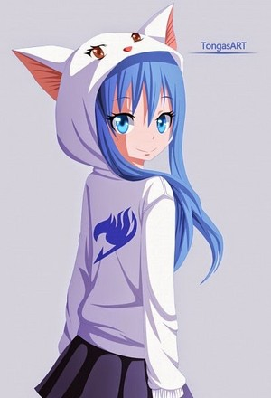 Wendy Marvell of fairy tail