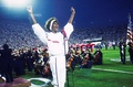 Whitney Houston National Anthem - music photo