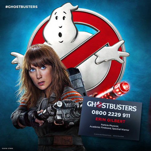 Ghostbusters (2016) images Who toi gonna call? Erin Gilbert! HD ...