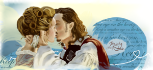 Will/Elizabeth Fanart - Eyes On The Horizon