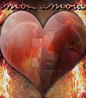 Will/Elizabeth Fanart - Mon Amour