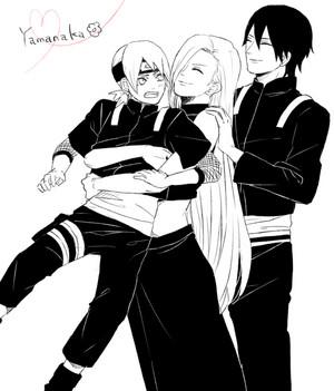 Yamanaka Family ~ ❀