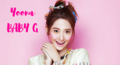 Yoona BABY G - girls-generation-snsd photo