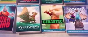 Zootopia Movie Parodies