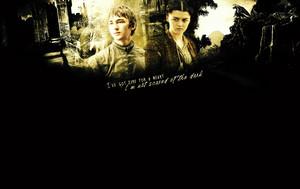 Arya & Bran Stark
