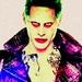 as the Joker - jared-leto icon