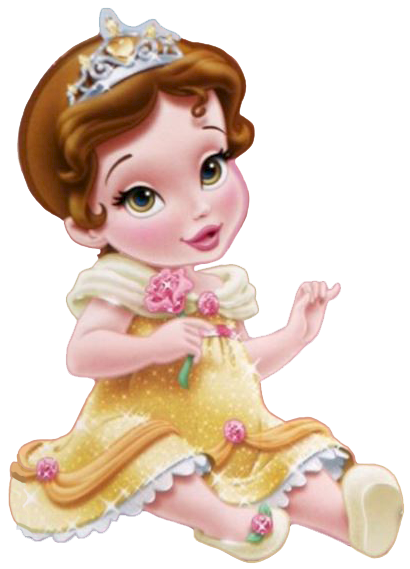 ... images baby princess Belle clipart 1 wallpaper and background photos
