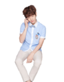 baekhyun ivy club transparent by mikuhatsunemiku d64sx4x  1  - anime photo