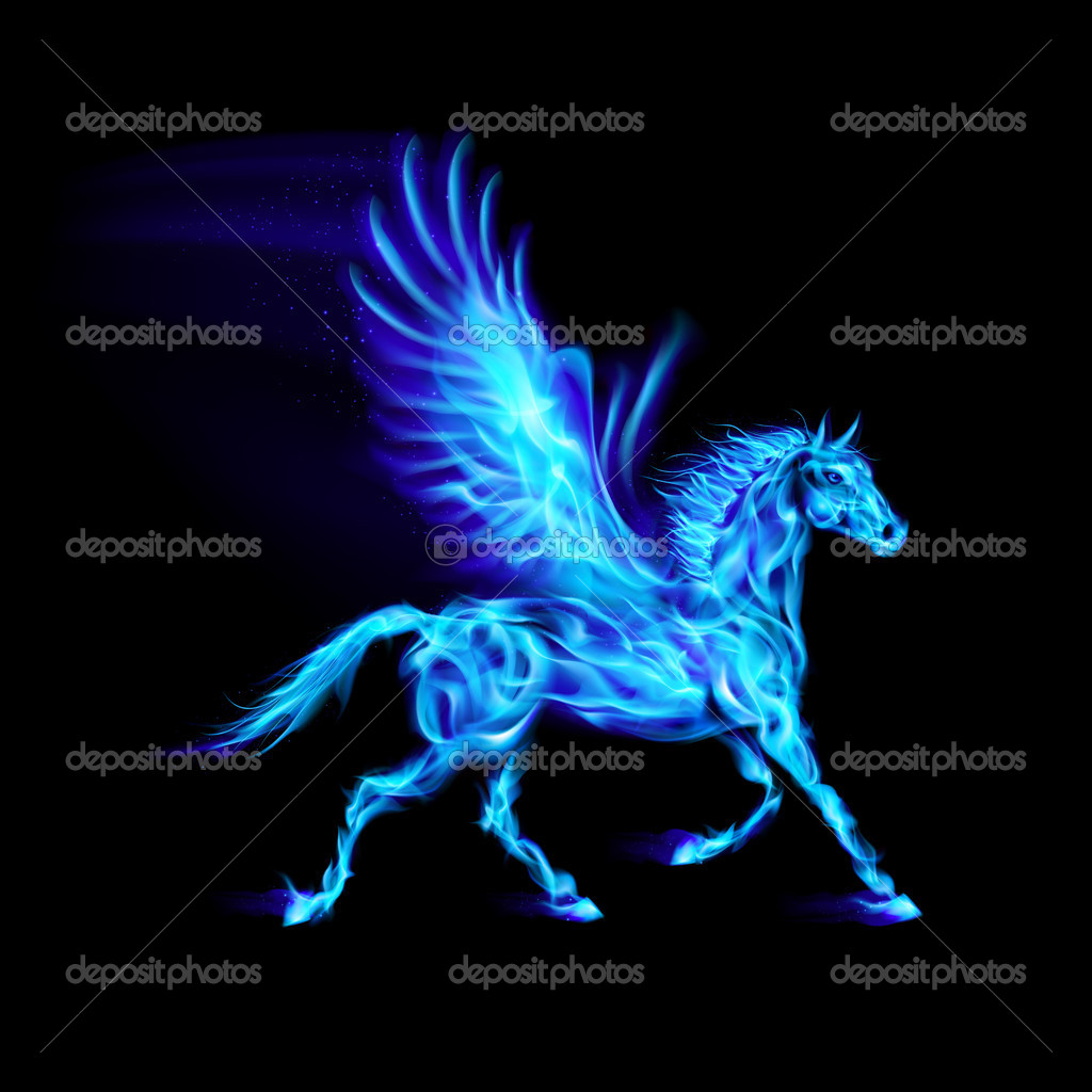 blazinlady images depositphotos 33698821 blue fire pegasus hd