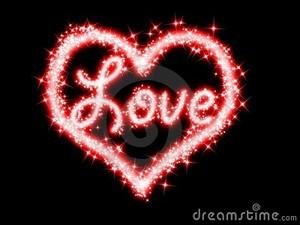 glitter сердце shape 15434343