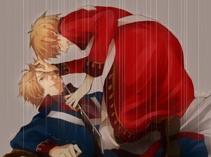 Hetalia the revolutionary war america and england