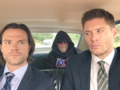 j2 and their bodyguard - jensen-ackles photo