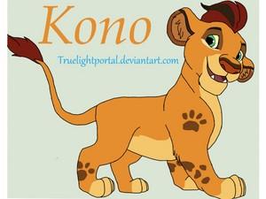 kono the lion guard