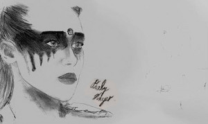 lexa (the 100) پرستار art; my fgt entry