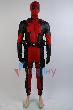 marvel deadpool wade wilson cosplay costume