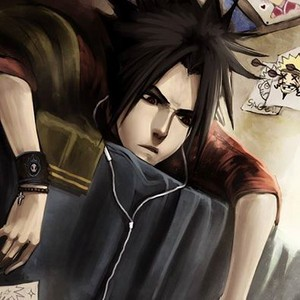 modern Sasuke