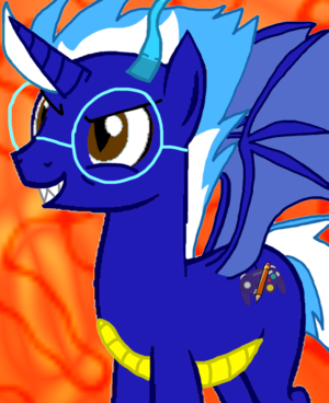 my oc as a dragon pony better view by lunafan88 d9qv4ia
