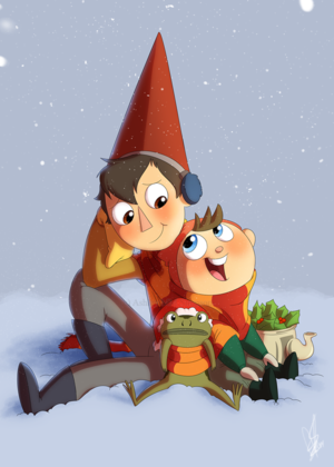 otgw merry Рождество and happy holidays by kicsterash d8abbhv