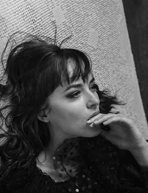 outtakes from Dakota's photo shoot from Interview magazine
