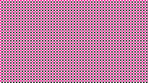 pink and black checkers