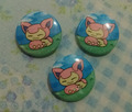 skitty pinback - skitty photo