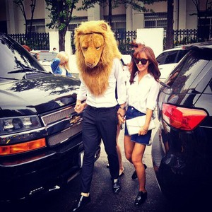 snsd yuri lionheart