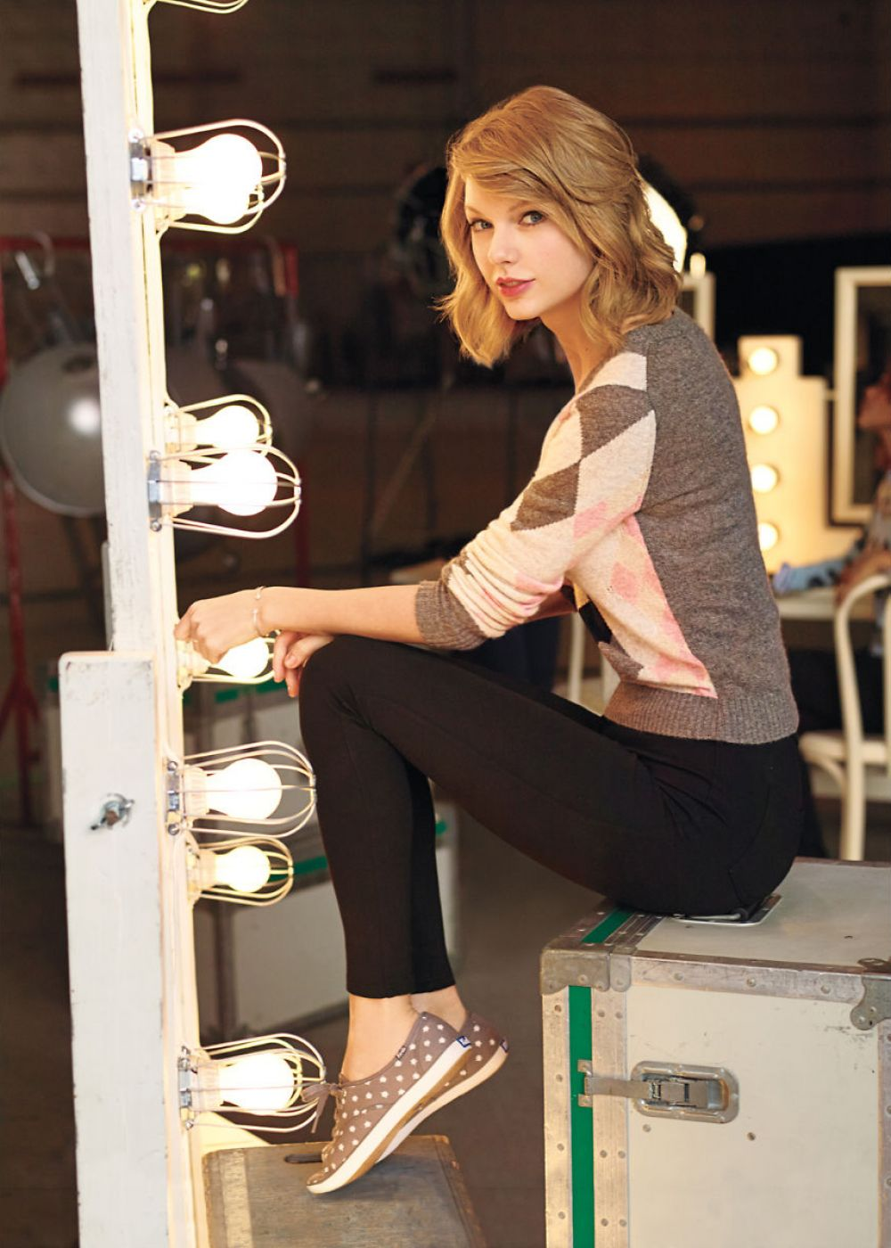 taylor swit keds commercial photoshoot 1