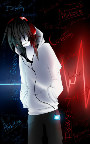 Jeff the killer Обои with a концерт entitled tumblr mwsgknRrIr1rch1woo1 500