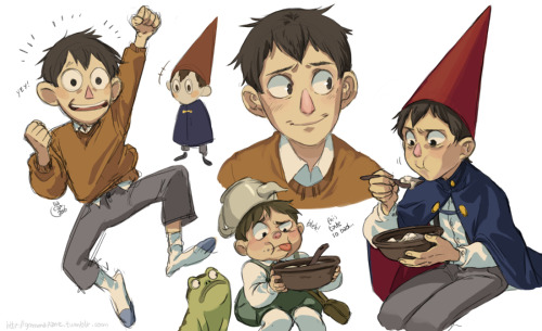 Over The Garden uithangbord achtergrond containing anime called tumblr o2xe42VQUQ1qg2udno1 500