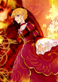 umineko beatrice by celtreny - anime fan art