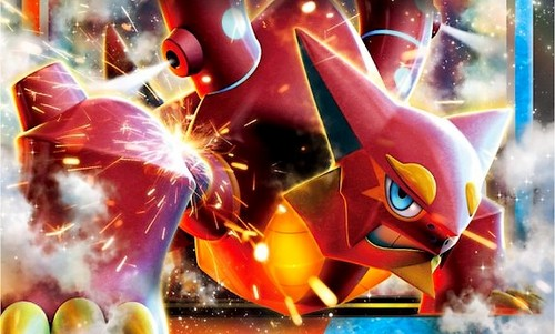 Pokémon leggendari wallpaper entitled volcanion