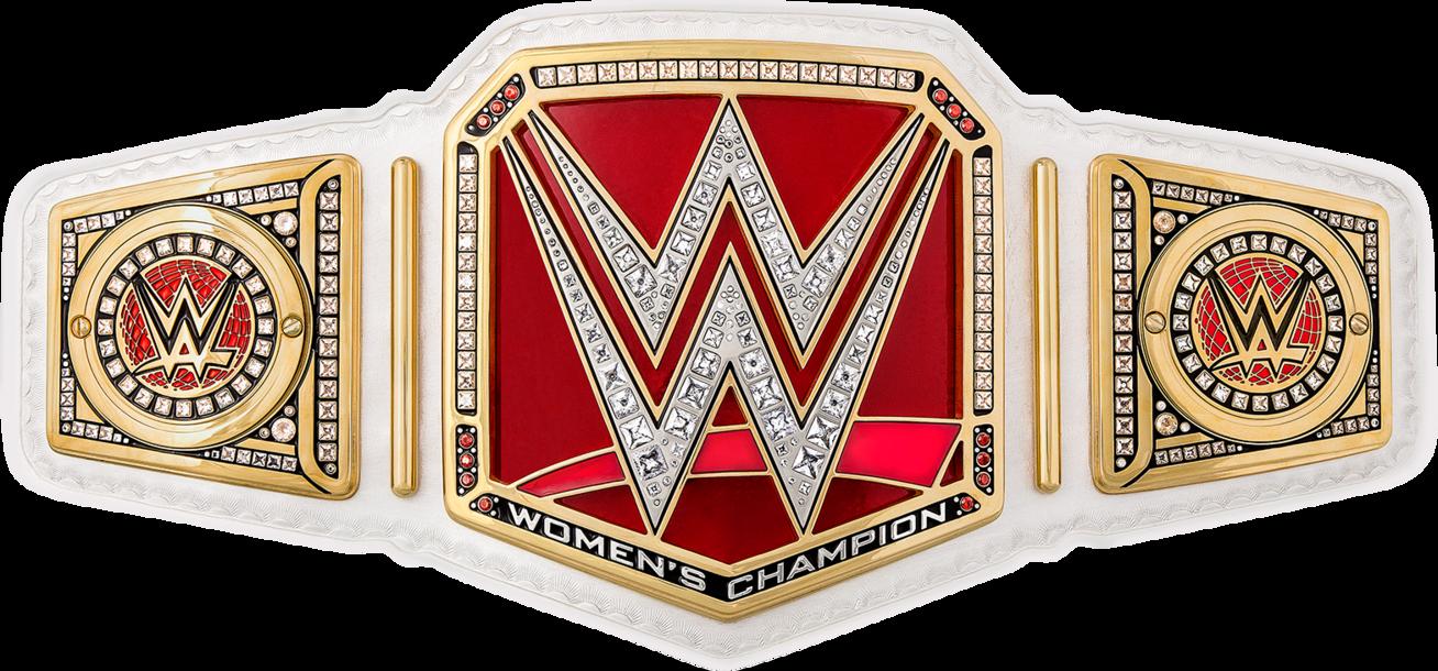 wwe womens championship ceinture 2016