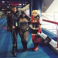 Harley quinn arkham knight cosplay - harley-quinn photo