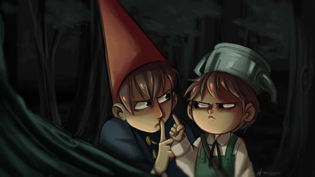 Over The Garden Wall Images You Shoush Hd Wallpaper And Background