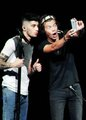 zayn and harry - one-direction photo