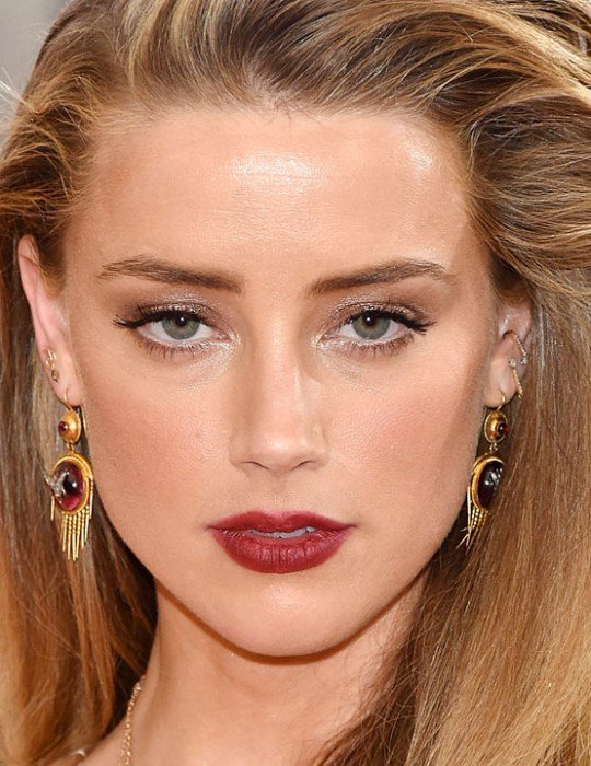♥♥♥ Amber Heard - Most Beautiful Face ♥♥♥